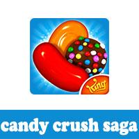 تحميل لعبة كاندي كراش ساجا Candy Crush Saga