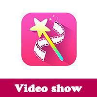 تحميل برنامج قص الفيديو - Video-show