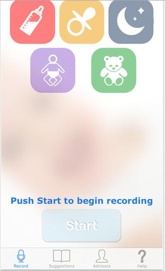 تفسير بكاء الرضيع Download Cry Translator For iPhone