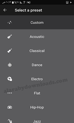 مشغل موسيقى للاندرويد 2017 Mp3 Player