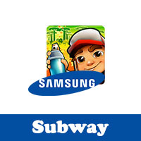تحميل لعبة subway surf لسامسونج