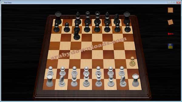 نافس اصدقائك مع افضل لعبة كمبيوتر Free Chess