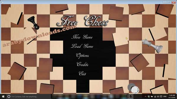 تحميل لعبة شطرنج للكمبيوتر - افضل لعبة ذكاء للكمبيوتر