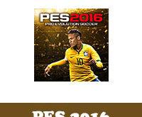 تحميل لعبة بيس 2016 للكمبيوتر - PES 2016