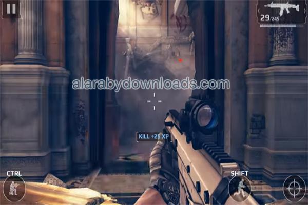 عبة الحروب والظلام Modern Combat 5 - تنزيل أفضل 10 ألعاب لويندوز 10 مجانا
