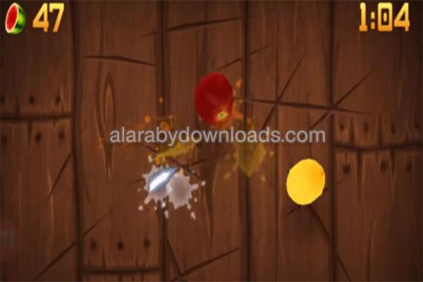 لعبة تقطيع الفاكهة Fruit Ninja - تنزيل أفضل ألعاب ويندوز 10 بروابط مباشرة