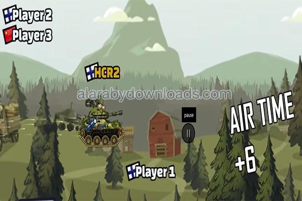 لعبة تسلق الجبال 2 Hill Climb Racing - أفضل ألعاب ويندوز 10 للكمبيوتر best windows 10 games