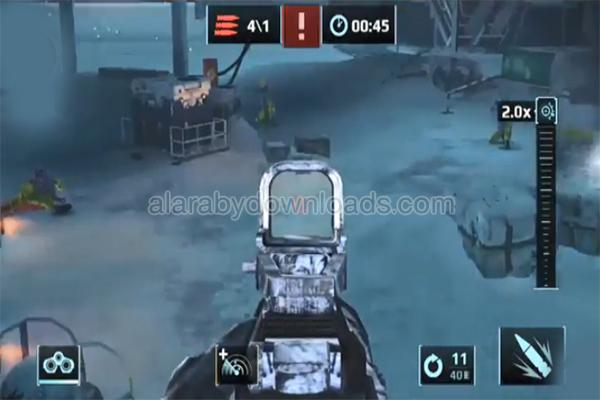 لعبة قنص Sniper Fury - افضل 10 العاب ويندوز 10 مجانا للكمبيوتر