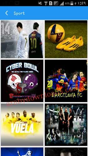 اجمل التصاميم المجانية كرة القدم و الرياضة