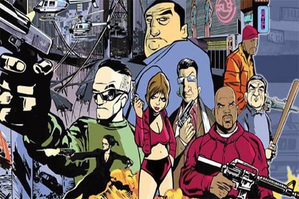 شخصيات لعبة حرامي السيارات gta 3 للكمبيوتر من ميديا فاير