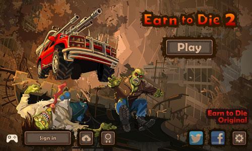 تحميل لعبة Earn to Die 2 كاملة مجانا للاندرويد apk