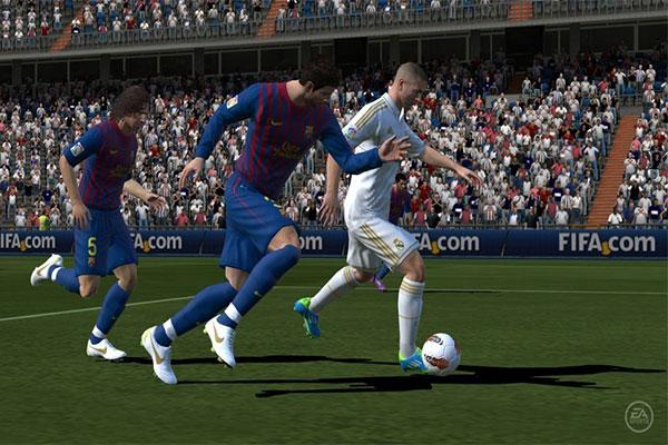 تنزيل كرة قدم فيفا 2012 للكمبيوتر للاجهزة الضعيفة اخر اصدار