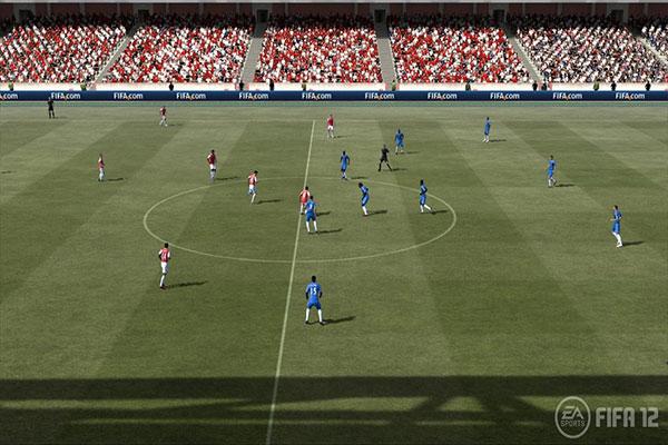 تحميل لعبة كرة القدم 2012 للكمبيوتر مضغوطة بحجم صغير