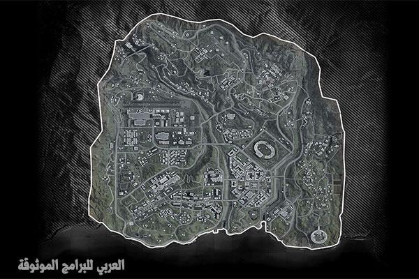 الخرائط الاساسية فيcall of duty warzone maps للكمبيوتر