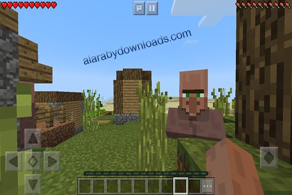 لعبة ماين كرافت العرب - تحميل لعبة ماين كرافت الاصلية للاندرويد Minecraft Pocket Edition