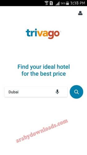 تحميل برنامج تريفاجو للاندرويد - أفضل تطبيق لمقارنة الفنادق بالمواصفات والاسعار