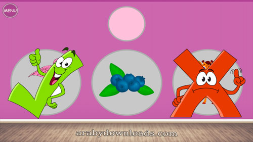 تحميل لعبة تعلم الالوان للاطفال بالانجليزي للاندرويد
