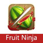 لعبة تقطيع الفاكهة Fruit_Ninja مجانا للاندرويد