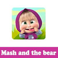 والدب العاب اطفال Mash and the bear للاندرويد