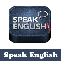 تطبيق Speak English
