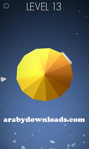 تحميل لعبة ذكاء وتركيز للاندرويد Polyforge
