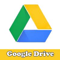 برنامج Google Drive