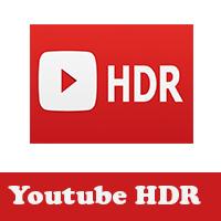 جوجل تدعم بث محتوى الفيديو بتقنية HDR في اليوتيوب