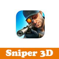 تحميل لعبة sniper 3d للايفون القناص المحترف ساعد الشرطة للقضاء على المجرمين واللصوص