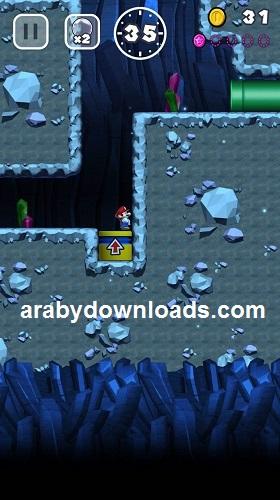 تحميل لعبة Super Mario Run للايفون مجانا