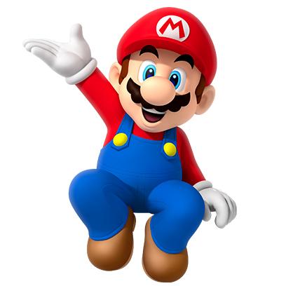 شخصية ماريو البطل