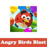 تحميل لعبة Angry Birds Blast للايفون والاندرويد مجانا لعبة الطيور الغاضبة الاصدار الاخير