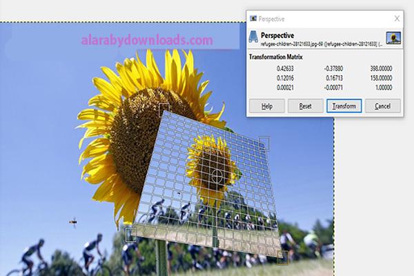 تحميل برنامج Gimp للكمبيوتر جيمب لتعديل وتحرير ودمج الصور أحدث اصدار 2020