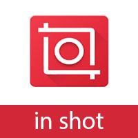 تحميل برنامج InShot لتعديل الصور ومقاطع الفيديو لشبكة انستقرام أحدث اصدار