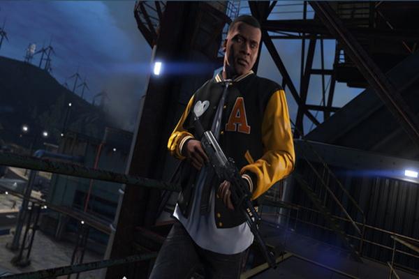 تحميل لعبة حرامي السيارات 5 للكمبيوتر GTA IV جاتا سان اندرياس