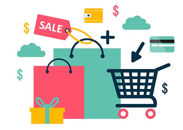 أفضل تطبيقات التسوق الالكتروني
