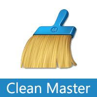 برنامج تسريع الأندرويد كلين ماستر clean master