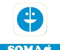 تحميل برنامج سوما للايفون SOMA ماسنجر مكالمات فيديو جماعية مجانية كيف اسوي مكالمه جماعيه في سوما اخفاء آخر ظهور في SOMA مكالمات بدون حظر