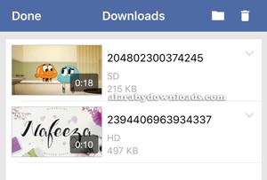 مقاطع الفيديو بعد تحميل فيس بوك بلس للايفون - تحميل facebook++ للايفون بدون جلبريك