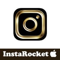 تحميل InstaRocket للايفون مجانا مشاهدة ستوري الانستقرام دون علم صاحبها انستا روكيت اخفاء مؤشر القراءة فيانستقرام بلس الذهبي للايفون