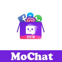 برنامج mochat لفتح اكثر من حساب في تطبيق واحد _ تحميل