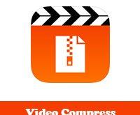 تحميل برنامج ضغط الفيديو للايفون Compress تصغير حجم الفيديو مع الحفاظ على الجودة شرح خطوات تصغير حجم الفيديو للايفون بدون جلبريك