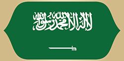 علم السعودية - مباراة السعودية ضد روسيا