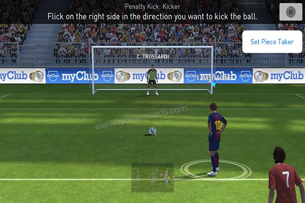 تحميل لعبة بيس 2018 للأندرويد رابط مباشر PES 2018 لعبة كرة القدم الأكثر واقعية على الموبايل