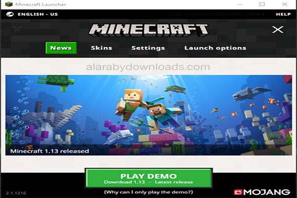 تحميل minecraft الأصلية للكمبيوتر برابط مباشر 2018 Minecraft Pc