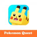 تحميل لعبة بوكيمون كويست للايفون مجانا Pokemon Quest البحث عن البوكيمون