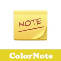 تحميل برنامج المفكرة الملونة للاندرويد Download ColorNote Notepad for Android