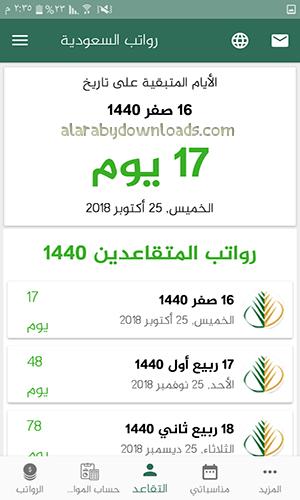 ما هو تطبيق رواتب السعودية 1440