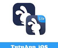 تحميل برنامج الارنب الصيني للايفون عربي بدون جلبريك TutuApp Lite توتو اب لايت حل مشكلة توقف متجر الارنب الصيني النسخة الخفيفة TutuHelper