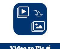 برنامج استخراج الصور من الفيديو للايفون بجودة عالية تحويل الفيديو الى الصور مجانا بدون جلبريك شرح خطوات التقاط الصور من الفيديو بسهولة