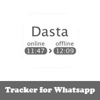 تحميل برنامج تجسس على الواتس للايفون مجانا Tracker for Whatsapp معرفة المتصلين برنامج لمعرفة اخر ظهور في الواتس اب و التليجرام بدون جلبريك